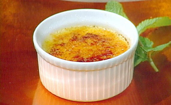 creme brulee picture